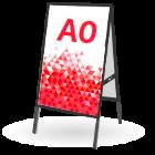 Affiche A0 (84,1x118,9 cm)