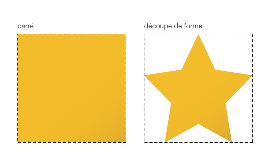 Format adhésif microperforé vitrine