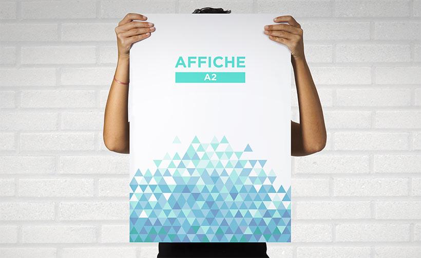 Affiches A2 40x60cm
