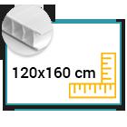 Panneau Akilux 3,5mm 120x160 cm