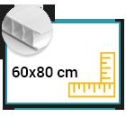 Panneau Akilux 3,5mm 60x80 cm