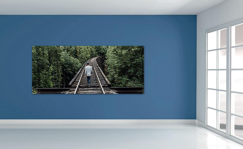 Banderole fine art HD qualité photo