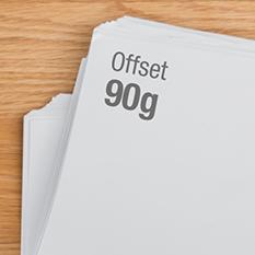 Papier en-tête 90g offset