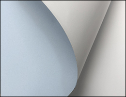 PLV de vitrine : Cube de sol