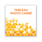 Tableau photo carré