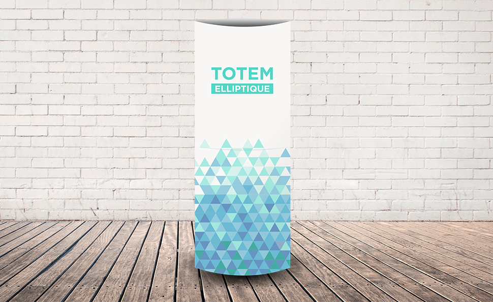 Totem elliptique