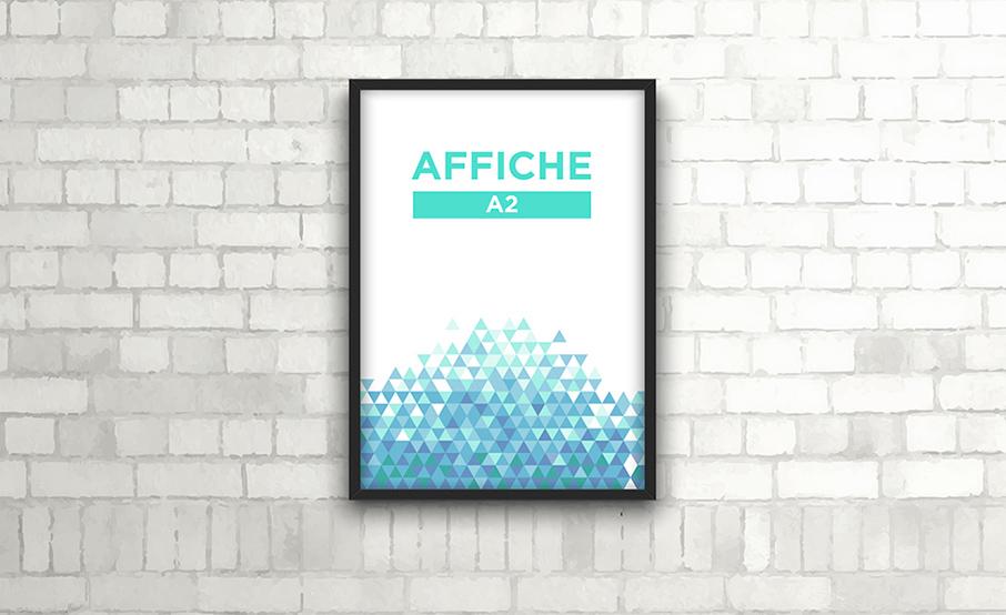Affiche 40x60cm A2