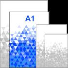 Affiche A1 (59,4x84,1 cm)