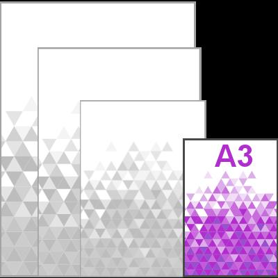 Affiche A3 (29,7x42cm)