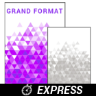 Affiches grand format express