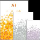 Affiche A1 (équivalent 60x80cm)