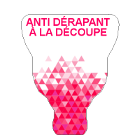 Anti-Dérapant Découpe personnalisée