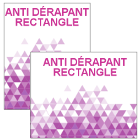 Anti-Dérapant rectangle