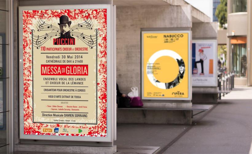 Affiche grand format : affiches 70 x 100 cm