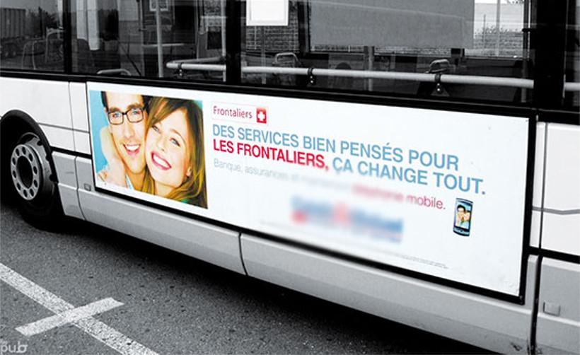 Affichage urbain : imprimez des affiches grand format pour extérieur de bus