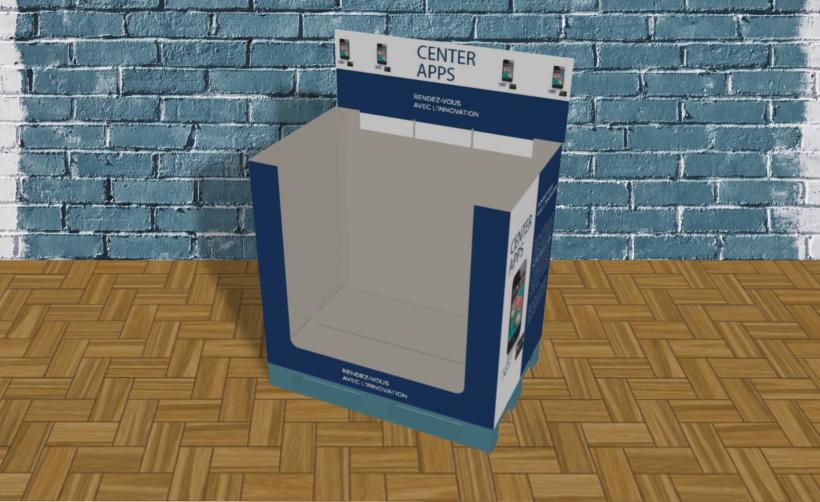 Imprimez vos box palette