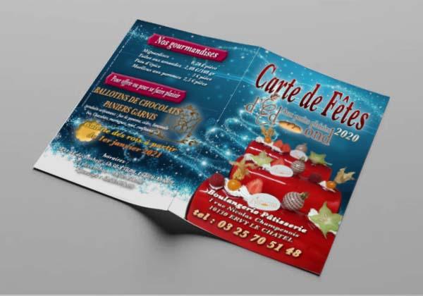 Brochure simple