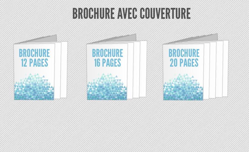 Imprimez votre brochure en ligne