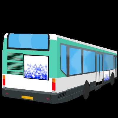 Affiches de bus