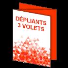 Dépliants 3 volets