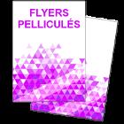 Flyers pelliculés