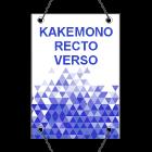 Kakémono R/V°