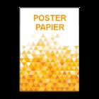 Poster papier