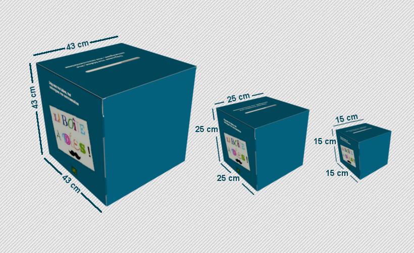 Urne de  : Imprimerie de PLV en ligne