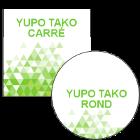 Yupo Tako Carré / Rond