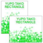 Yupo Tako Rectangle