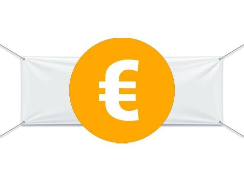 Bâches et banderoles économiques