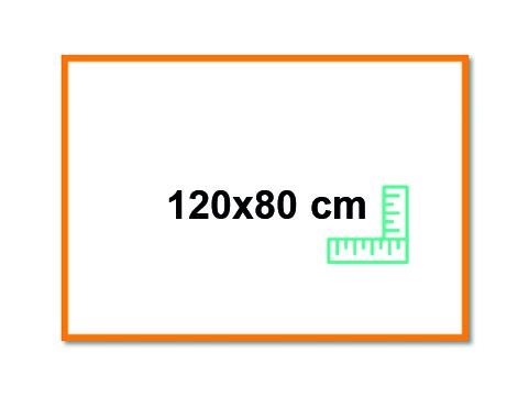 Panneau 120x80 cm
