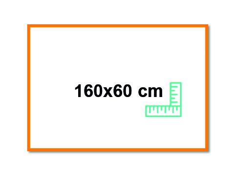 Panneau 160x60 cm