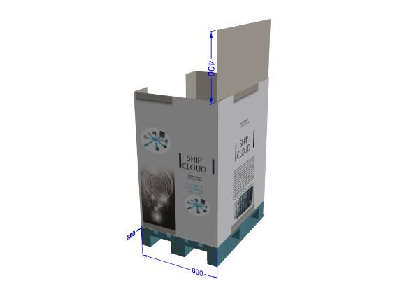 Box 1/2 palette