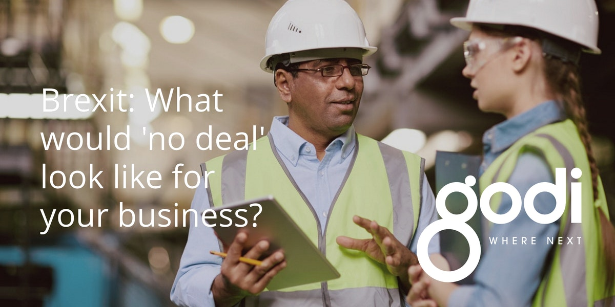 How would a Brexit 'no deal' affect your business?