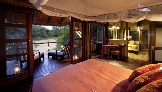 rondreis zuid-afrika Kruger Park Rhino Post safari lodge