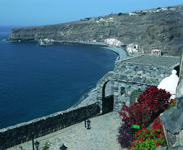 Rondreis Islandhoppen Canarische Eilanden La Gomera uitzichtspunt Santiago