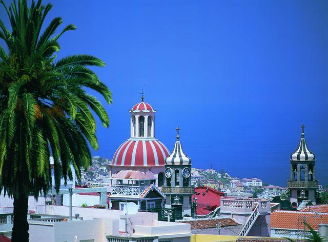 Rondreis islandhoppen Canarische Eilanden Tenerife Otrava