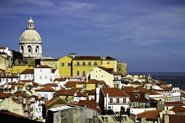 Rondreis Portugal Lissabon Alfama