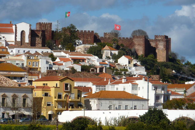 Rondreis Portugal Algarve Silves Castle