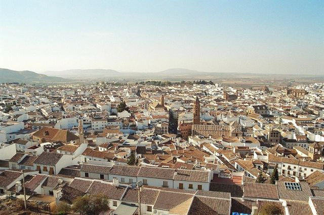 Antequera Andalusië Spanje