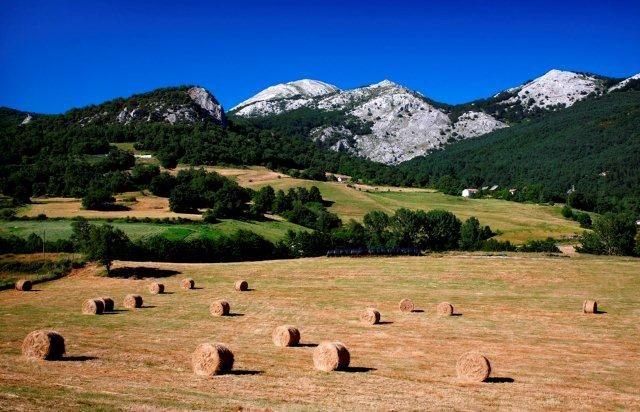 Rioja berg Aratz