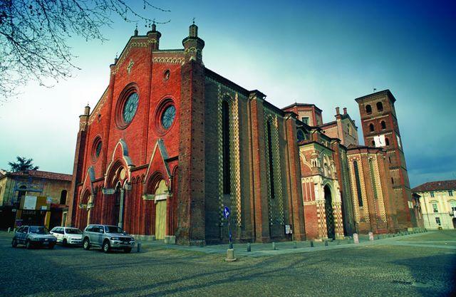 Rondreis Italië Piemonte Asti kathedraal