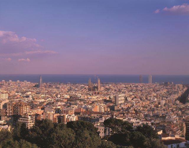 Barcelona stad Catalonië