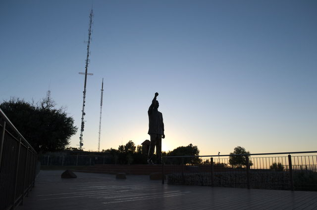 Rondreis Zuid-Afrika Bloemfontein Nelson Mandele memorial