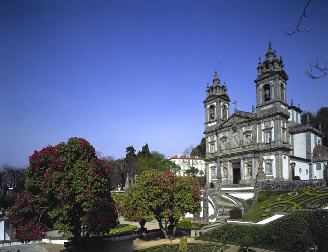 Portugal Braga Born Jesus sanctuary