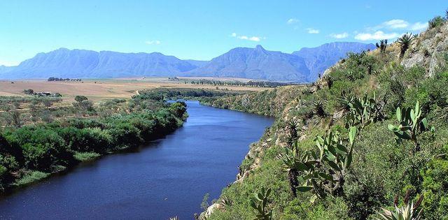 rondreis zuid-afrika Robertson Breerivier