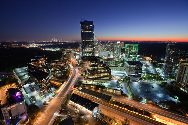 Buckhead Atlanta Georgia