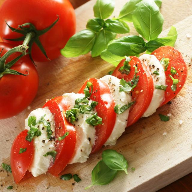 Reis Italië slowfood Caprese