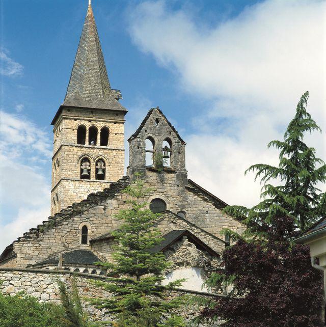 Kerk Santa Maria Catalonië